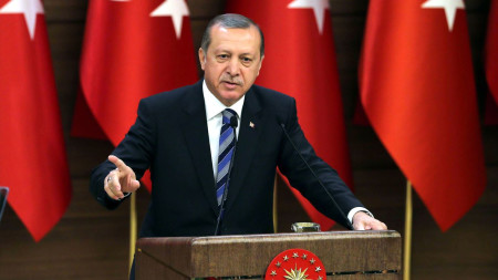 "Erdogan Warns Europeans ""will not walk safely on the streets"""