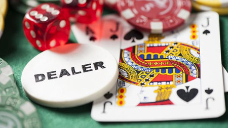Ex-dealer at Indiana casino charged with cheating, theft
