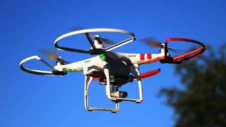 Town Receives FAA Approval to Operate Drones