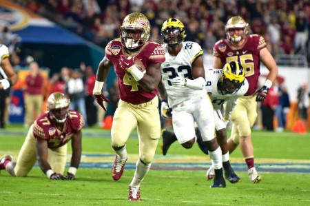 Miami Dolphins Should Draft FSU Running Back Dalvin Cook