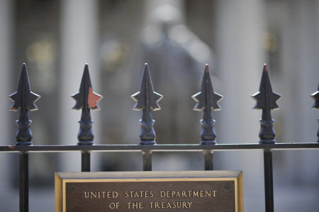 Officials: White House fence jumper tried again, at Treasury