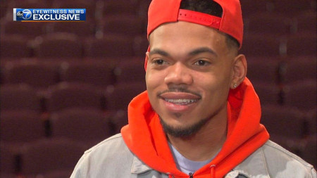 Chance the Rapper on faith, family, and his fight for Chicago's future