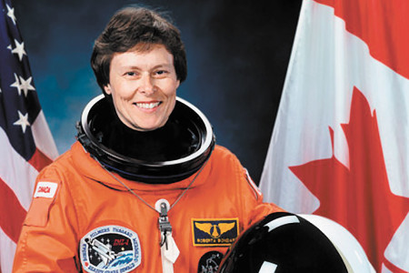 Celebrating 25 years since Roberta Bondar became the Rosedale Rocket