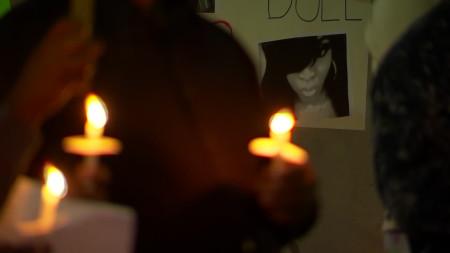 Dallas Vigil Honors Slain Transgender Woman