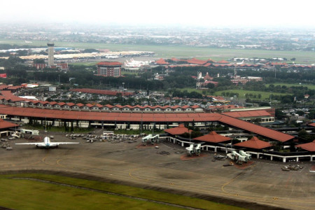Construction of Soekarno-Hatta Airport's third runway to commence in April
