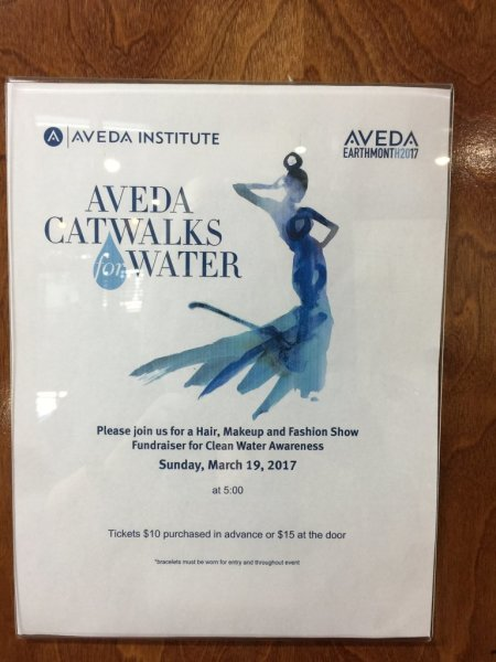 Aveda Institute gives high school student $20-thousand scholarship to become future hair stylist