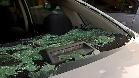 Thursday Marks One Year Since Costly Hail Storm