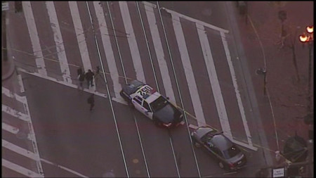 Market Street reopens in San Francisco following bomb threat