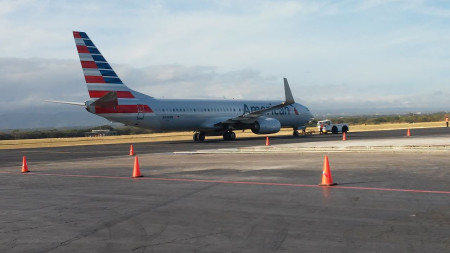 American Airlines Marketing V.P. Leaves Amid Turmoil