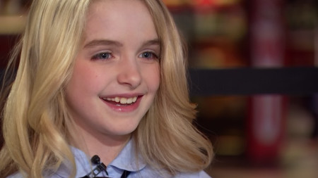 Grapevine's Mckenna Grace Finds Success in 'Gifted'