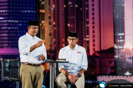 Anies Baswedan urges supporters to monitor polling stations for voter fraud (just like Donald Trump did)
