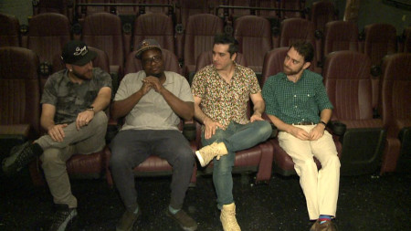 From the music studio to the big screen! Musicians making movies creating buzz on film festival circuit
