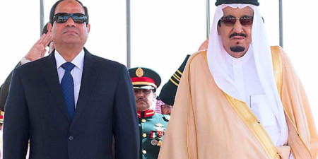Egypt's Al-Sisi Meets King Salman after Restoration of Warm Relations