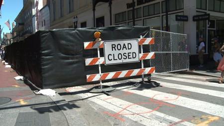 Major Bourbon Street overhaul under way