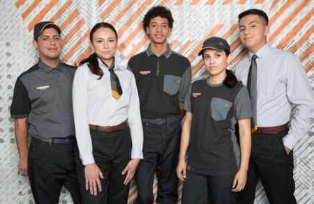 McDonald's new uniforms widely panned