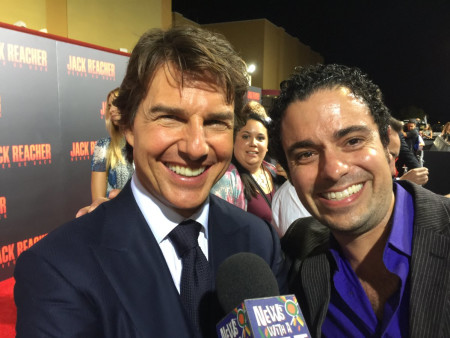 Schmoozing with the stars: Kate Hudson, Mel Gibson, Tom Cruise & Mark Wahlberg at red carpet premieres