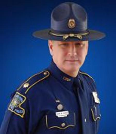 Governor names interim State Police superintendent