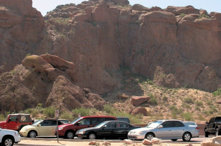 Teen Who Fell on Camelback Mountain's 'Suicide' Climb Expected to Recover