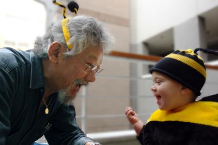 David Suzuki has an Earth Day challenge for Toronto