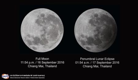 Snow Moon visible from Thailand on Saturday at dawn