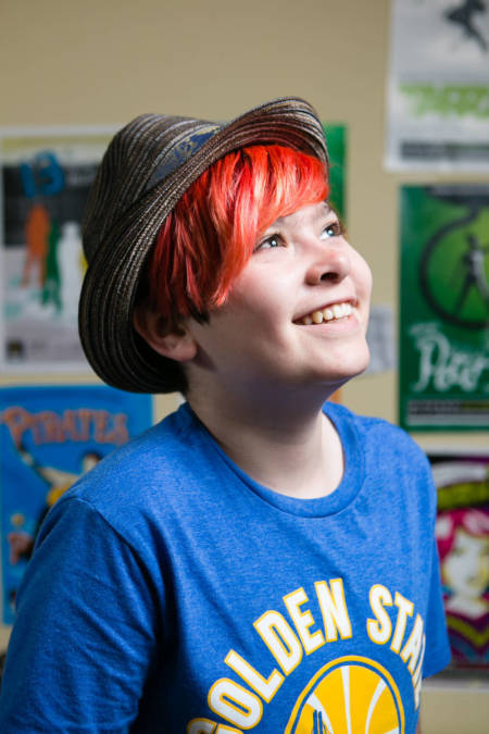 Boy? Girl? Both? Neither? A New Generation Overthrows Gender