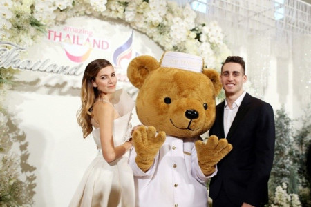 Nine foreign couples selected for government's 'Thailand Wedding Destiny' campaign