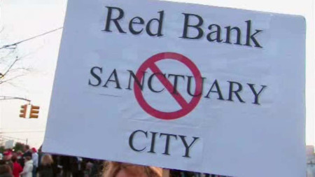 Protests held as 2 NJ cities vote on whether to become sanctuary cities