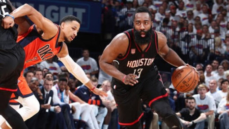 2017 NBA Playoffs: Rockets 113, Thunder 109 — 4 Winners, 4 Losers