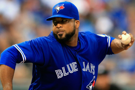 As the Jays start to think regular season Bautista and Liriano in particular are bright spots