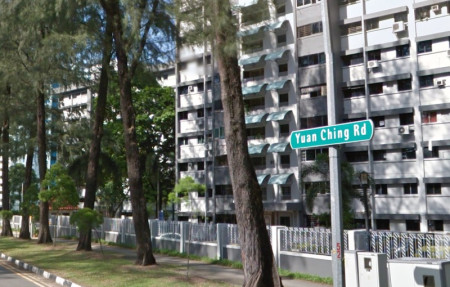Another fallen tree — this time at a carpark in Yuan Ching Road — leaves woman in ICU