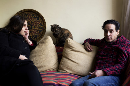 In conversation: Aly Sobhy and Menna El-Laithy on becoming actors in Egypt