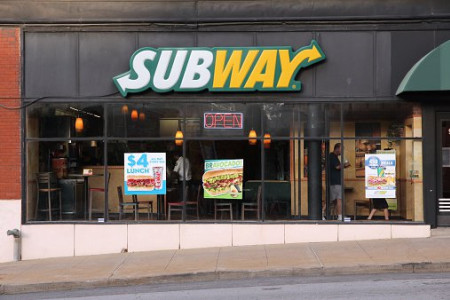Chicken at Subway only contains about 50 percent chicken DNA, study says