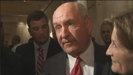 Former Georgia Gov. Sonny Perdue confirmed as agriculture secretary