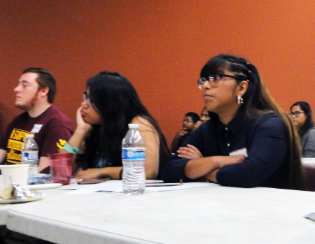 The Immigration Issue: An Undocumented Student Works to Help Others Help Themselves