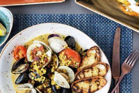The Best Seafood Restaurants in Las Vegas