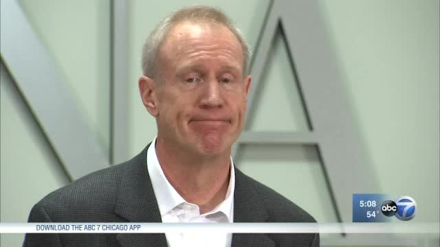 Gov. Rauner no-show at Trump's governors' events