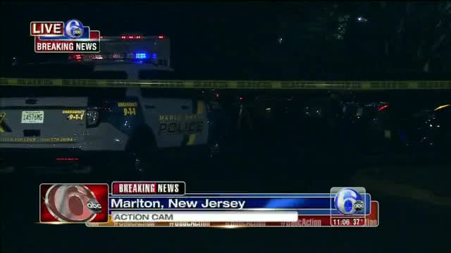 Double death investigation underway in Maple Shade, NJ