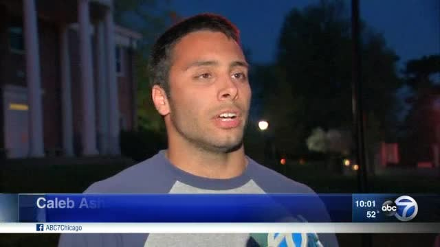 Wheaton College freshman fatally struck during track event warmups, police say