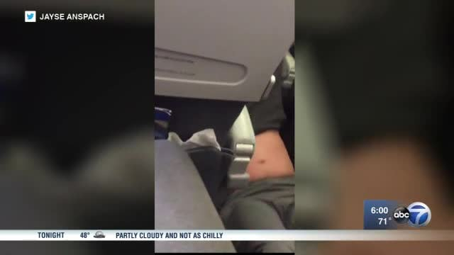 Airport police records, recordings show United passenger as 'aggressive,' 'combative'