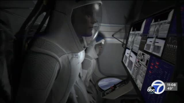 Bay Area astronaut hopes business won't compromise safety for SpaceX