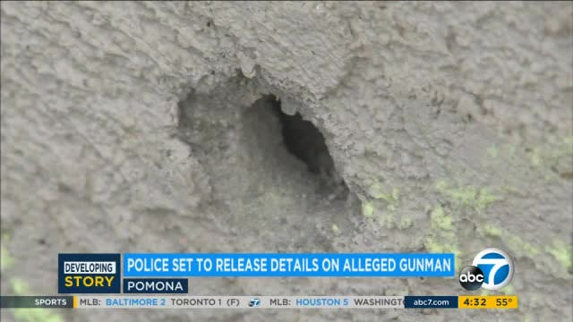 Motive unclear after suspect in fatal shooting of Pomona boy arrested