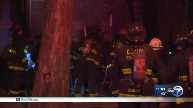 Fire that killed 2 Woodlawn sisters started by gas stove used to heat apartment