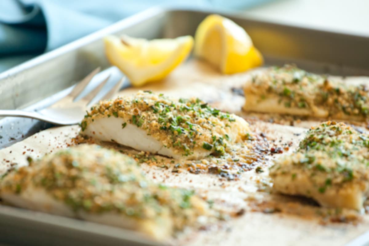 Quick easy cod recipes