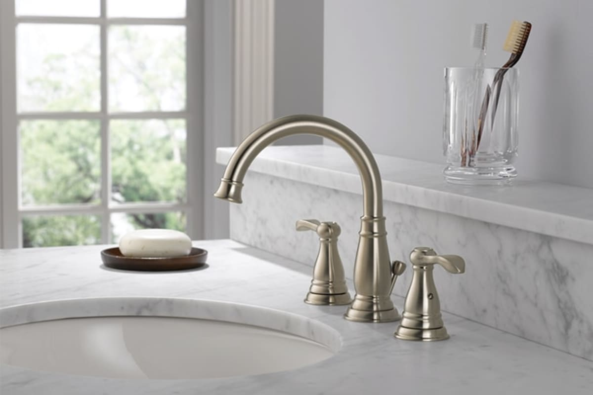 How to stop a dripping faucet - Photos 7 Alternatives To Tile For Your Bathroom Walls