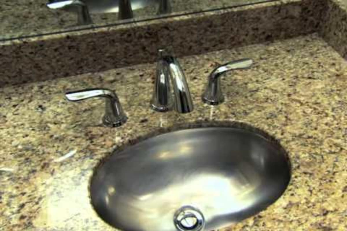 How to stop a dripping faucet - Video How To Remove An Old Faucet Faucet Replacement Video Instructions Delta Faucet Inspired Living