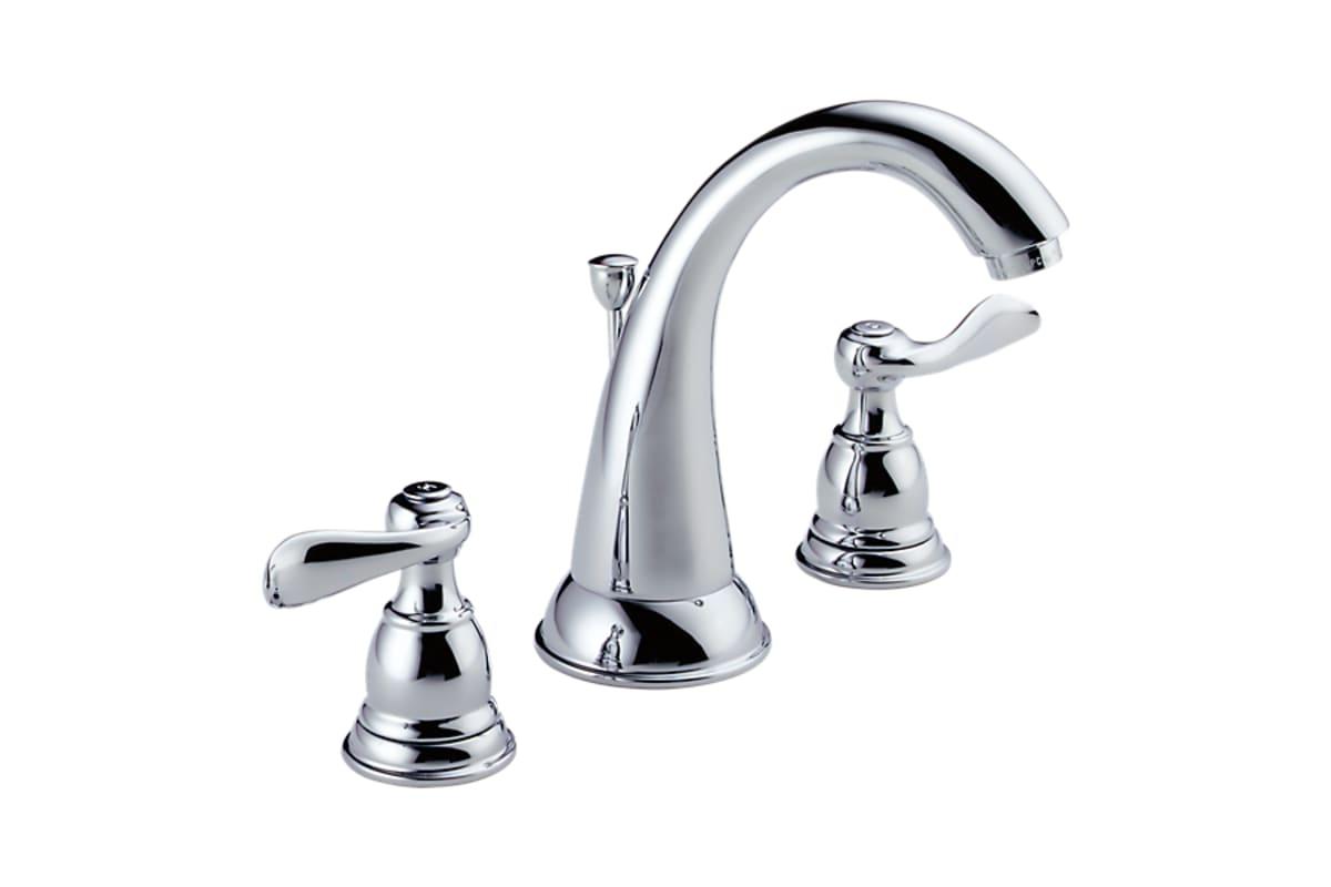 Two Handle Widespread Lavatory Faucet. 759 DST   Single Handle Vessel Lavatory Faucet