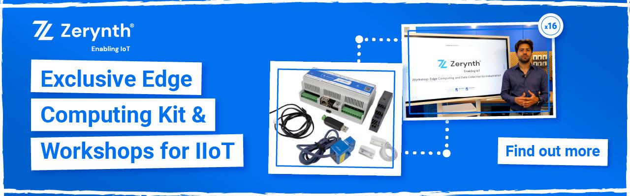 IoT training modules