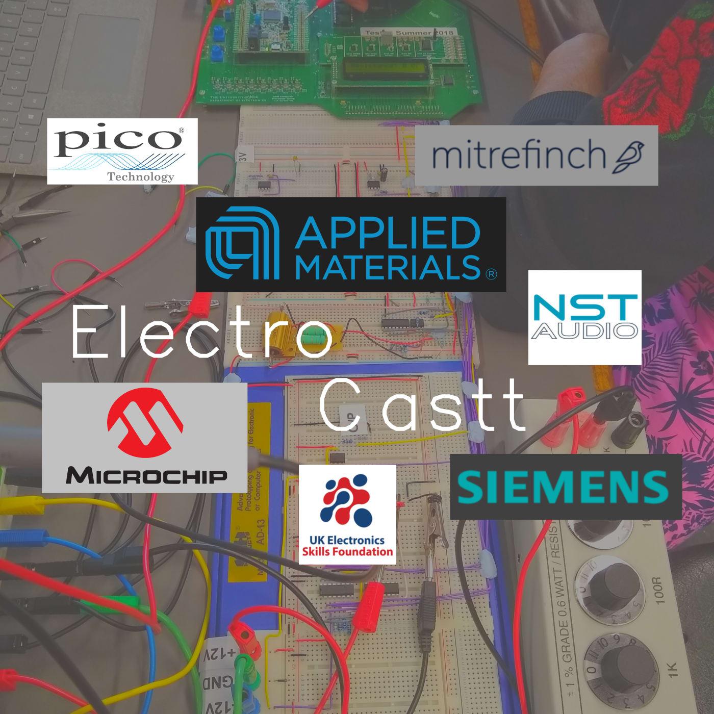 ElectroCastt - Participating suppliers