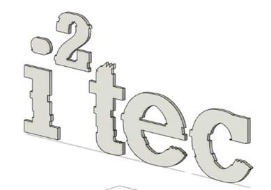 Cover for logo enclosure