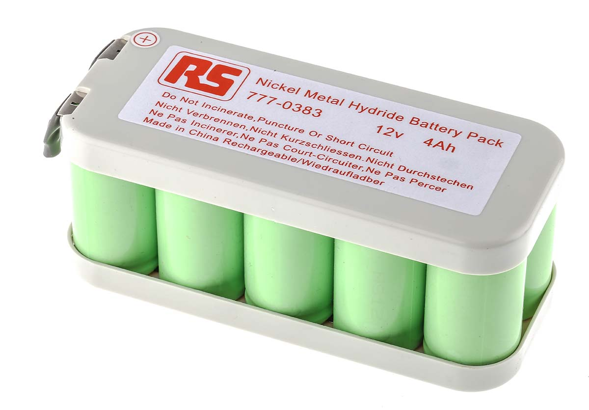 Rechargeable C Battery Packs